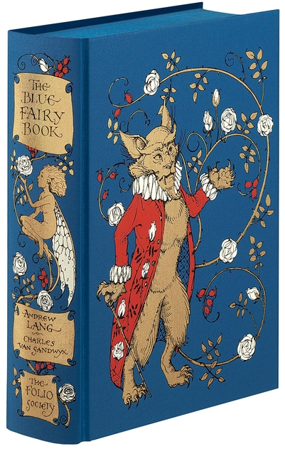 FS Blue Fairy Book | visit beautifulbooks.info for more...