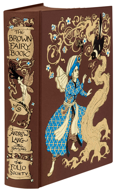 FS Brown Fairy Book   visit beautifulbooks.info for more...