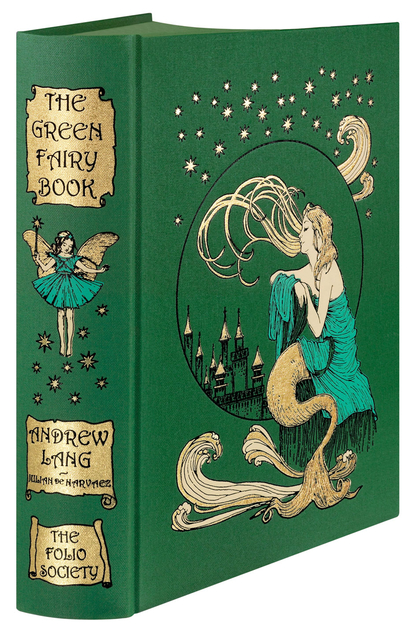 FS Green Fairy Book   visit beautifulbooks.info for more...