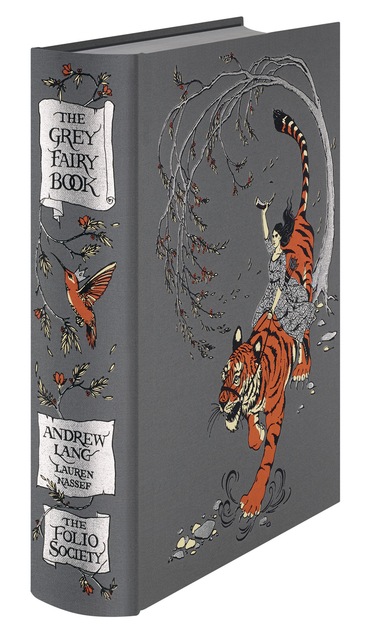 FS Grey Fairy Book | visit beautifulbooks.info for more...