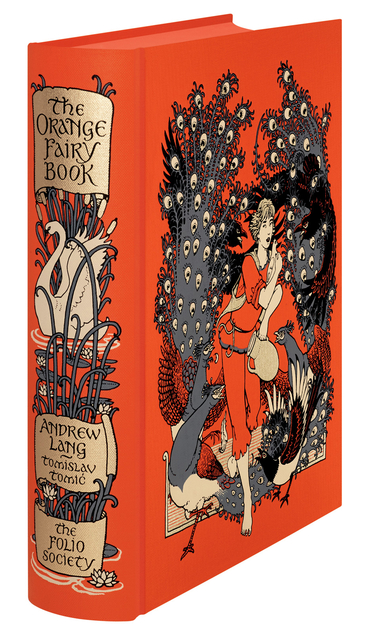 FS Orange Fairy Book | visit beautifulbooks.info for more...