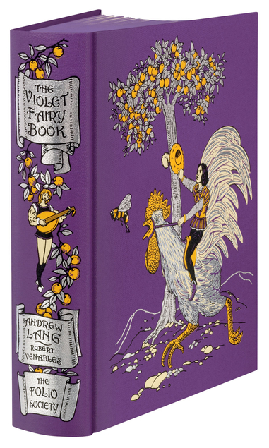 FS Violet Fairy Book   visit beautifulbooks.info for more...