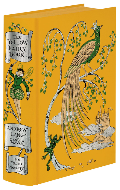 FS Yellow Fairy Book | visit beautifulbooks.info for more...