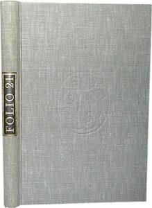 FS folio 21 cover