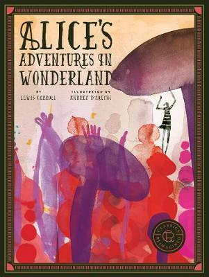 Rockport Alice in Wonderland PB cover
