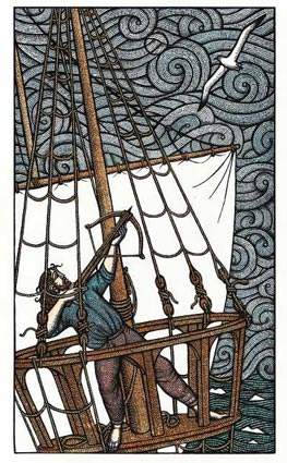 Rime of the Ancient Mariner illustration