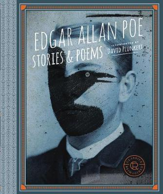 Rockport Poe Poems & Stories PB cover