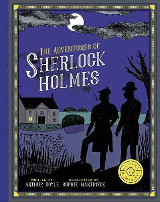 Rockport's Sherlock Holmes PB cover