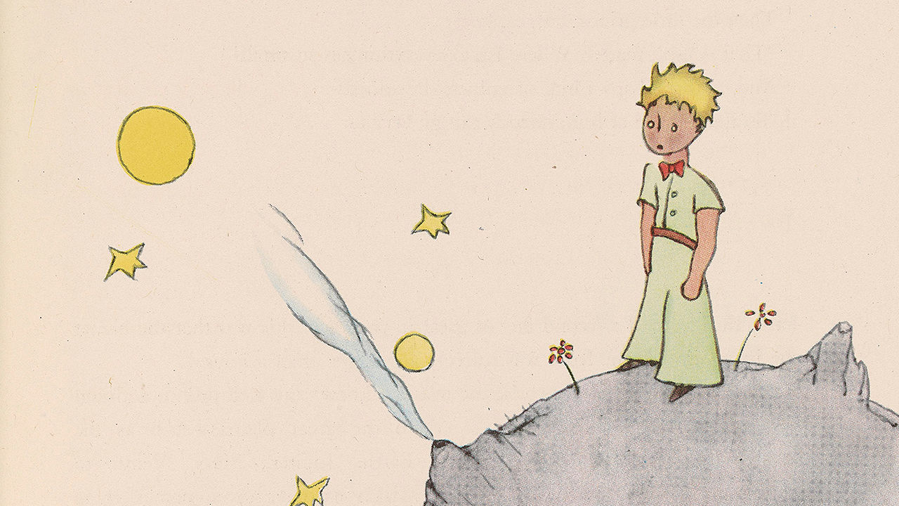 the little prince banner
