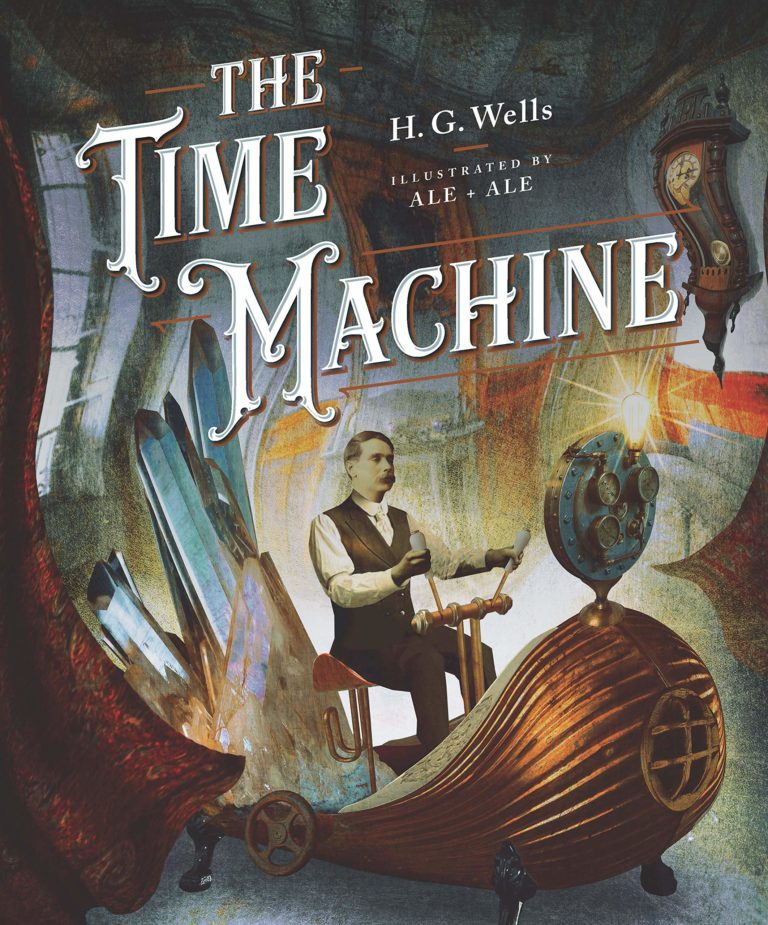 Rockport Time Machine HB cover