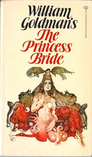 The Princess Bride - 1st Paperback Edition   visit beautifulbooks.info for more...