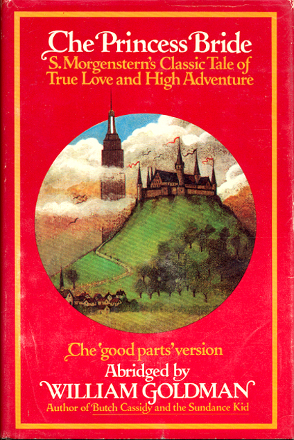 The Princess Bride - 1st Hardback Edition   visit beautifulbooks.info for more...