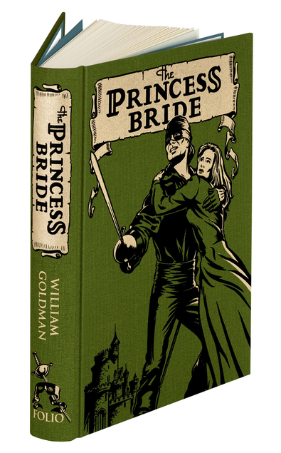 The Princess Bride Folio Society Edition | visit beautifulbooks.info for more...