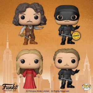 princess bride funko pops