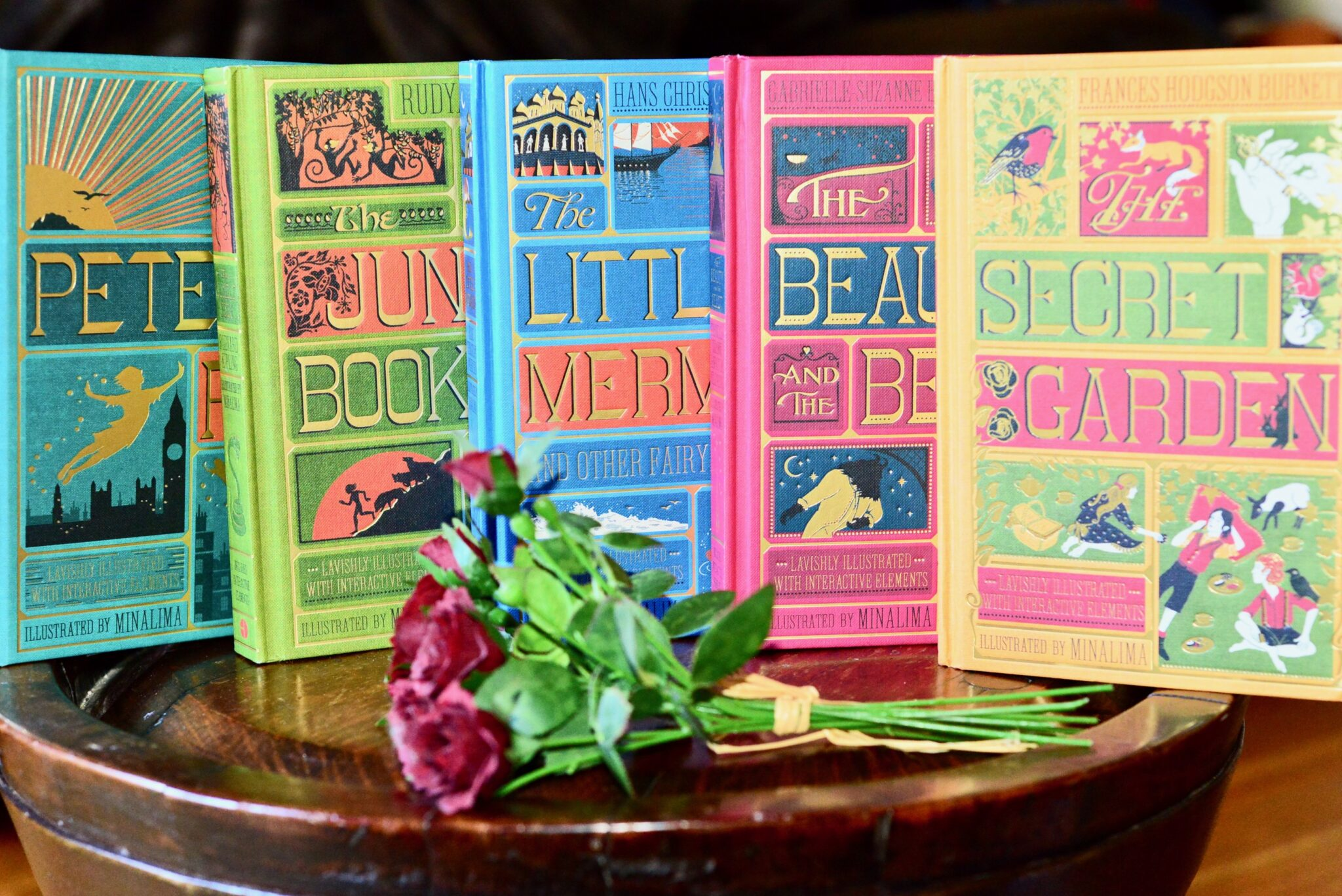 minalima classic childrens tales set