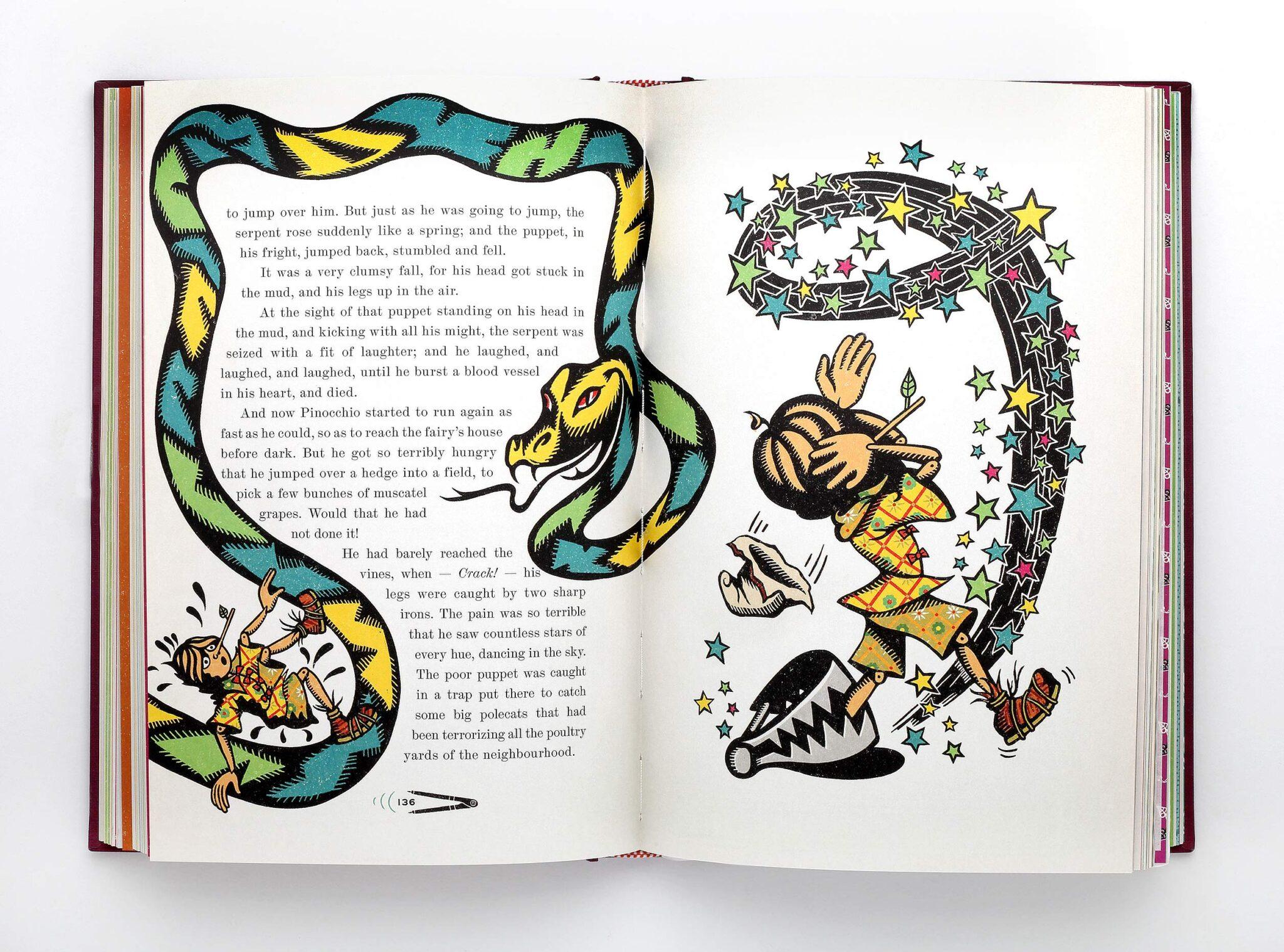 minalima pinocchio int snake