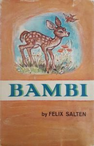 Junior Deluxe Editions Bambi 1956 DJ