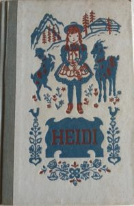 Junior Deluxe Editions Doubleday Classics 1954 Heidi
