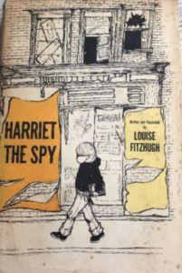 Junior Deluxe Editions Harriet the Spy DJ