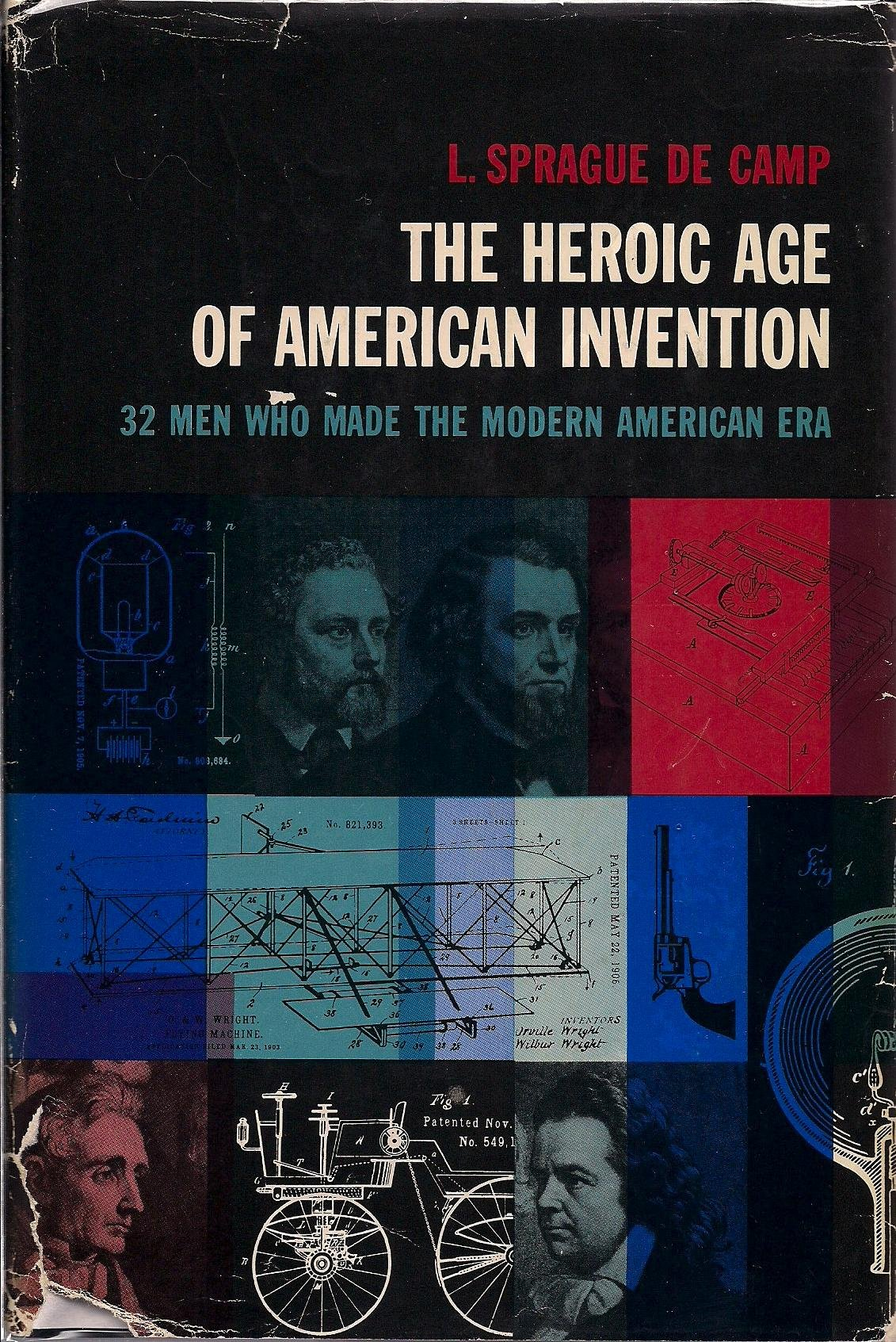 Junior Deluxe Editions Heroic Age of Modern Invention