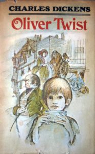 Junior Deluxe Editions Oliver Twist 1956 DJ