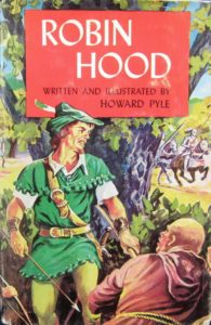 Junior Deluxe Editions Robin Hood DJ
