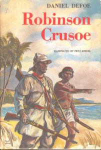 Junior Deluxe Editions Robinson Crusoe DJ