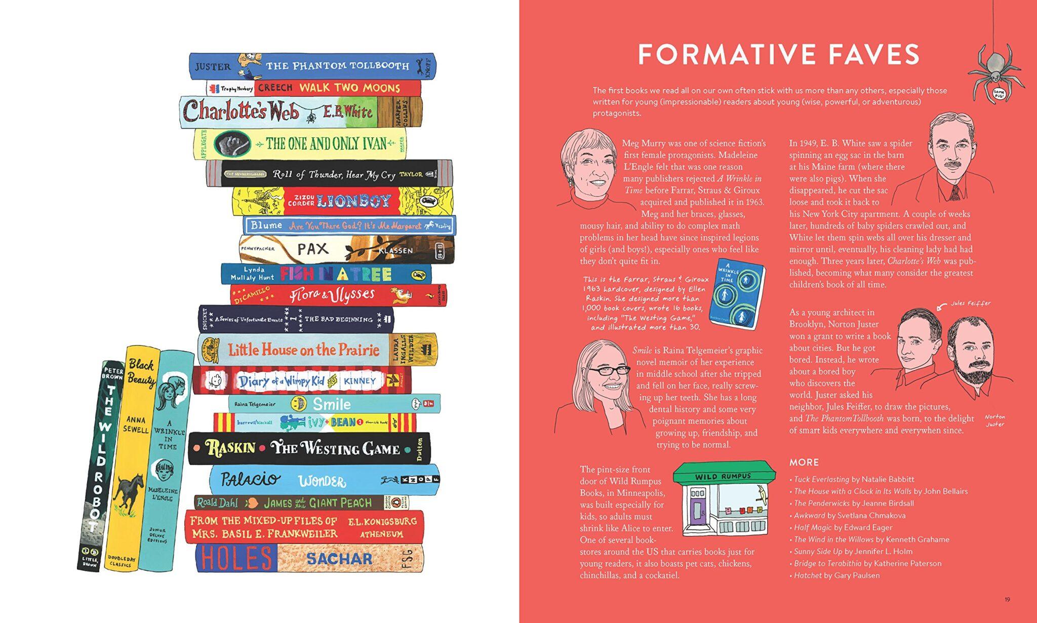 bibliophile illustration 1