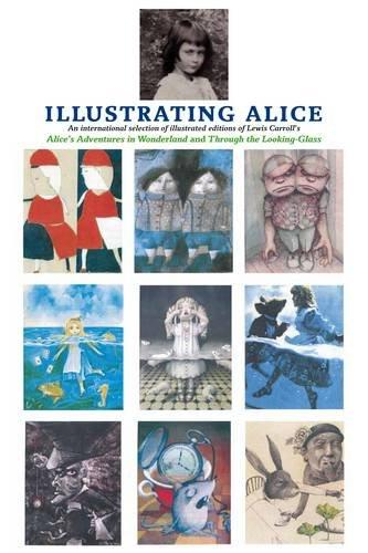 Alice Illustrating Alice