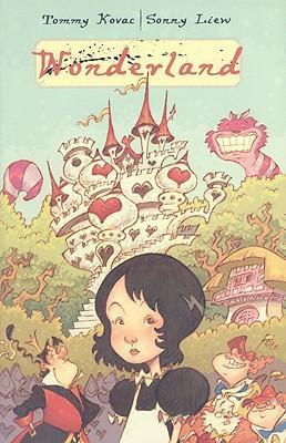Alice Wonderland by Kovac Liew