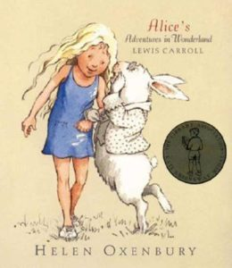 Alice by Helen Oxenbury