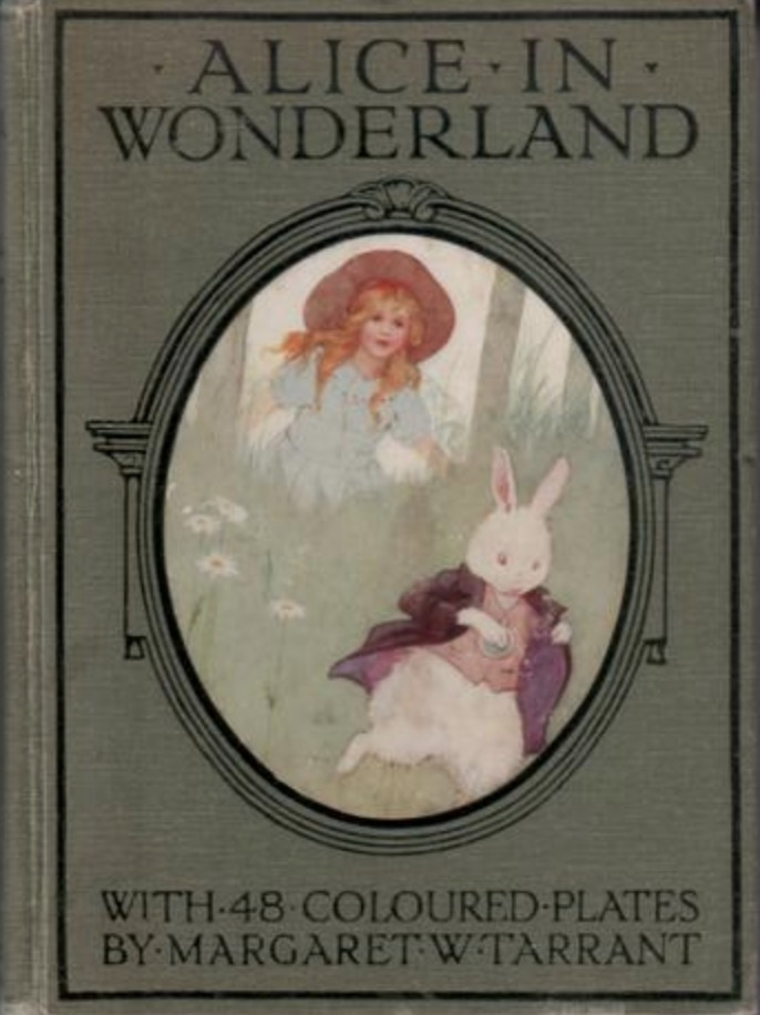 Alice by Margaret Tarrant cover