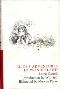 Alice by Mervyn Peake