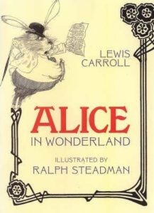 Alice by Ralph Steadman