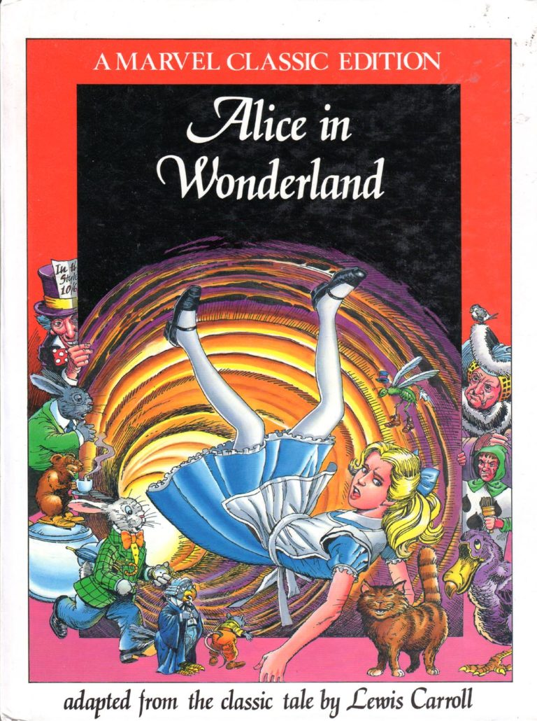 Alice in Wonderland Marvel Comics
