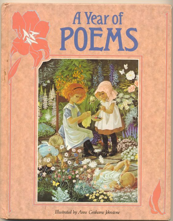 Anne Grahame Johnstone A Year of Poems