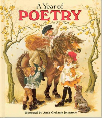 Anne Grahame Johnstone A Year of Poetry