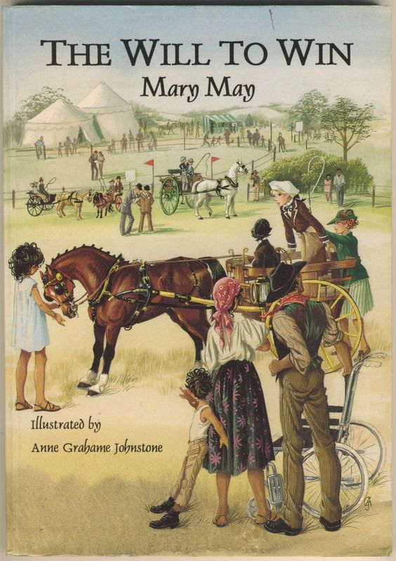Anne Grahame Johnstone Mary May The Will to Win