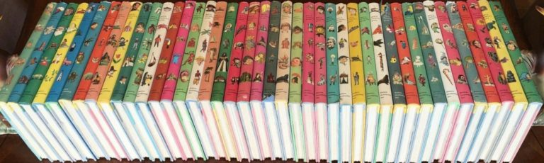 Best in Childrens Books Complete Set