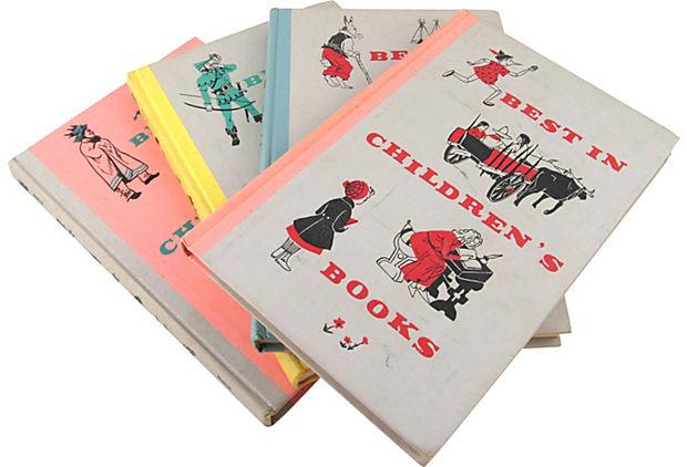 Best in Childrens Books set 2