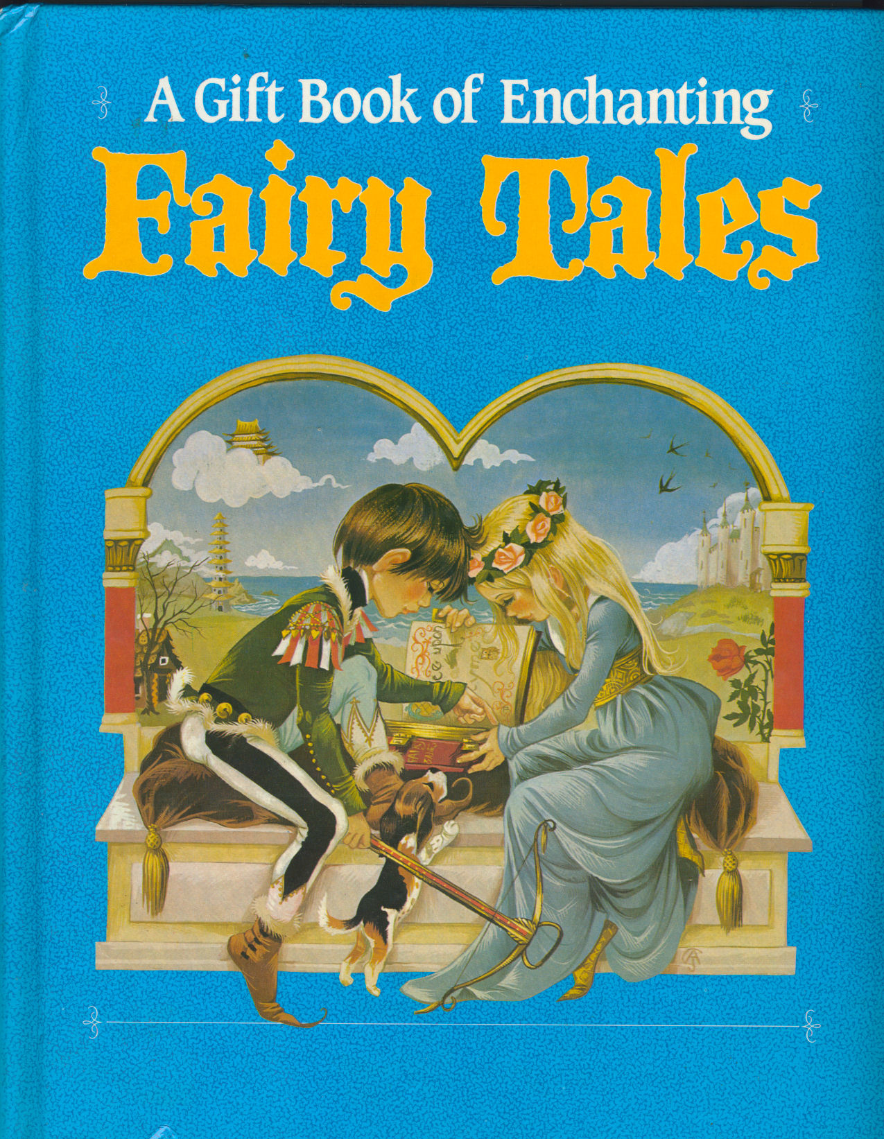 Janet Anne Grahame Johnstone A Gift Book of Enchanting Fairy Tales