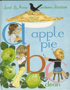 Janet Anne Grahame Johnstone ABC A Apple Pie