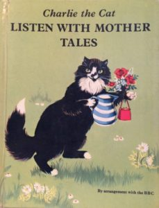 Janet Anne Grahame Johnstone BBC Charlie the Cat Listen with Mother Tales