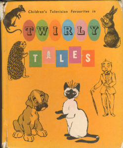 Janet Anne Grahame Johnstone BBC Twirly Tales