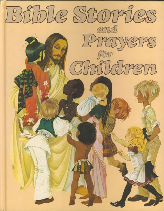 Janet Anne Grahame Johnstone Bible Stories and Prayers for Children