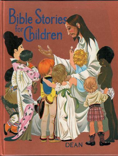 Janet Anne Grahame Johnstone Bible Stories for Children