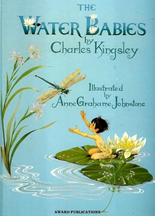 Janet Anne Grahame Johnstone Charles Kingsley The Water Babies Award