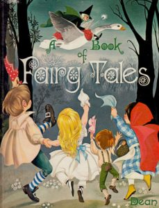 Janet Anne Grahame Johnstone Dean A Book of Fairy Tales