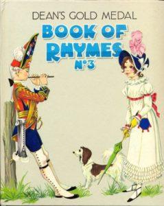 Janet Anne Grahame Johnstone Deans Gold Medal Book of Rhymes No 3