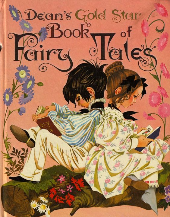 Janet Anne Grahame Johnstone Deans Gold Star Book of Fairy Tales